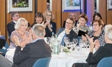 Alfred Diem (Mitte): 38 Jahre Maritim-Karriere