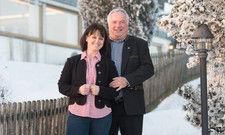Haben Großes vor: Inhaber Hans-Peter Kleemann und seine Frau Regina.