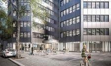 So soll's aussehen: Das künftige Ruby Hotel im früheren Düsseldorfer Schauspielhaus
