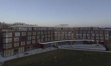 Neue Zimmer für die Autostadt: Das Courtyard by Marriott Wolfsburg