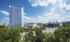 Neu bei Dorint: Das markante Wolkenkratzer-Hotel in Chemnitz