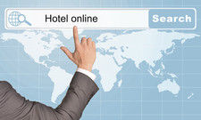 Zimmerverkauf im Netz: Selbst die größten Hotelgruppen sind zu großen Teilen auf spezialisierte Mittler angewiesen.