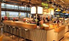 Anspeechend: Das neue Marché-Outlet am Nürnberger Flughafen