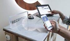 Intelligentes Tool für die Rezeption: Mit Conichi kann der Gast digital erkannt werden
