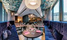 Schickes Ambiente, lässiges Konzept: Das Restaurant Rhythm and Kitchen im Jaz in the City.