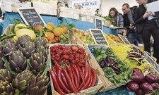 Volle Kiste: Was wäre ein Warenkorb für Köche ohne frisches Obst und Gemüse?