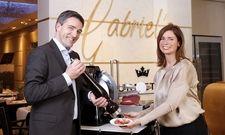 Neues Konzept: Hotel-Geschäftsführer Kay und Anja Fenneberg im Restaurant Gabriel's