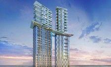Spektakuläres Hotel mit dem größten Dachterassen-Pool weltweit: Das Raffles in Dubai