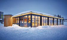 Das Rothaus Chalet: Es befindet sich nur wenige Schritte von der Talstation der Feldbergbahn entfernt – ideal für Skifahrer, Wanderer und Ausflügler.