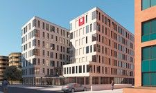 Leonardo Hotel in Eschborn: 234 Zimmer stehen ab Herbst 2020 zur Verfügung