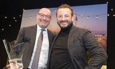 Hoteliers des Jahres: Micky Rosen und Alex Urseanu aus Frankfurt