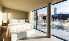 Penthouse Garden Suite: Rundumlaufende Dachterrasse