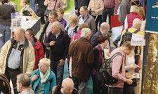 Andrang in den Messehallen: Zur CMT kamen diesmal mehr als eine Viertelmillion Besucher.