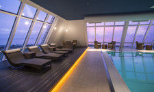 Panorama Pool: Das Highlight im Haus Westerland