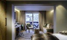 Neue Gemütlichkeit: So präsentieren sich die neugestalteten Deluxe-Zimmer im Hotel Arlberg