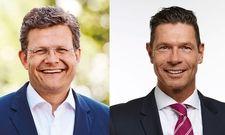 Neue Vorstände: Marcus Smola und Jochen Oehler wollen die Dehag zum Volldienstleister für die Hotellerie machen