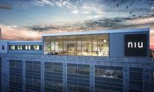 So soll's aussehen: Eine Visualisierung des künftigen Niu auf dem Dach des Ring-Centers