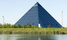 Neustart: Die Pyramide beherbergt jetzt das Excelsior Hotel Nürnberg Fürth