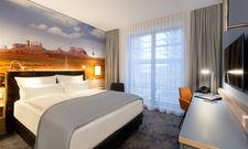 Monument Valley im Zimmer: Das Best Western in Wiesbaden