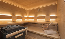 Hotel Lamm in Singen: Sauna- und Fitnessraum wurden neu eröffnet