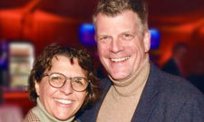 Gutes Team: Mariana Camacho und Michael Vogt