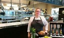 Corinna Schmidt: Spaß an der Abwechslung in der offenen Showküche