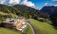 Gehört auch dazu: Die Borgo Eibn Mountain Lodge in Friaul-Julisch Venetien