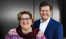 Blicken auf eine erfreuliche Bilanz bei Best Western Hotels Central Europe: Geschäftsführer Marcus Smola und Stellvertretende Geschäftsführerin Carmen Dücker