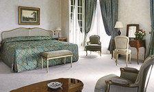 Zurückhaltender Luxus: Das Le Bristol in Paris zeichnet sich durch stilvolles Mobiliar aus.