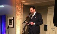 Freut sich auf neue Impulse: Alexander Doerr, General Manager des SO Berlin Das Stue Sofitel