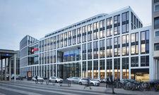Neue Zentrale: HRS beschäftigt in dem Gebäude am Kölner Hauptbahnhof 580 Mitarbeiter