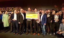 Gute Stimmung beim Deutschen Gastro-Gründerpreis: Isla Berlin setzte sich an die Spitze
