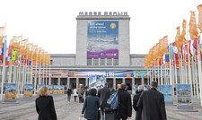 Branchentreffen in Berlin: Die Hotelhallen waren am Mittwoch und Donnerstag rappelvoll, die Stimmung entsprechend gut.