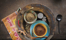 Farbenfroh und aromatisch-scharf: Die Würzmischungen von Wiberg verleihen Gerichten einen Hauch von Indien.