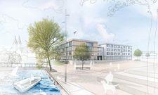 So soll's aussehen: Ein Entwurf des geplanten IBB Hotel Eichstätt