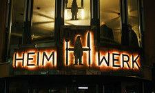 Heimwerk in München: Markenname mit launigem Logo