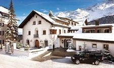 Wird renoviert: Das Giardino Mountain Hotel