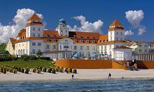 Flaggschiff-Hotel: Das Travel Charme Kurhaus Binz