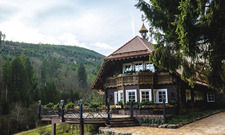 Alleinlage in der Natur: Der Forellenhof Buhlbach