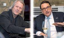 Erfahrene Hoteliers: Dietmar Müller-Elmau und Alexander Aisenbrey.