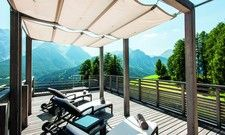 Exklusive Location: Das Hotel Paradies im Engadin, auch Il Paradis genannt