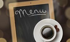 Was gibt es heute zu essen? Darüber erkundigen sich die Gäste gern im Vorfeld