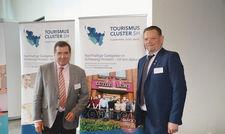 Vorreiter: Hotelier Andreas Tedsen (rechts) mit Axel Strehl, Präsident DEHOGA Schleswig-Holstein.