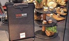 Streetfood als Fingerfood: Asia Slider heißen die Mini-Burger aus Uruchi-Reis aus dem Trend Book von Salomon Foodworld.