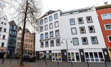 Neu in Köln: Das Koncept Hotel ist 2017 in einem Soft-Opening gestartet