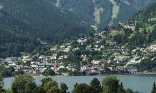 Mit Panoramablick: Das Hotel St. Hubertushof liegt im österreichischen Zell am See
