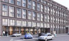 Neue Zimmer für Hamburg: So soll das künftige Niu Hotel im Stadtteil Hammerbrook aussehen