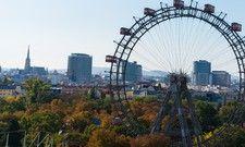 Metropole unter dem Riesenrad: Zahlreiche internationale Kongresse zieht es nach Wien