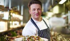 Zeigt Einsatz: Starkoch Jamie Oliver will mit Caterer Aramark eine Ernährungsrevolution starten