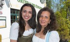 Duo: Ramona (links) und Arabella Pongratz